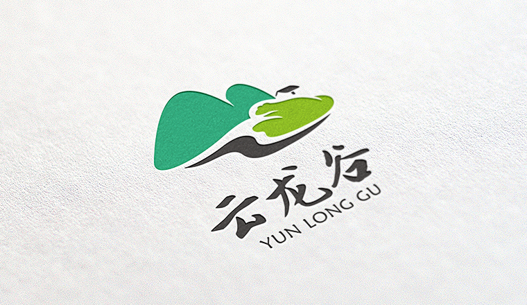云龙谷景区品牌形象策划设计